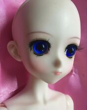 xss1/4 BJD doll LUTS Kid Delf Girl COCO FREE FACE MAKE UP+FREE EYES-COCO