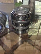 canon ef 35-70mm f/3.5-4.5 lens auto focus lenses With Micro Lens Adapters