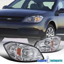 For 2005-2010 Chevy Cobalt 2005-2006 Pursuit 2007-2009 Pontiac G5 Headlights