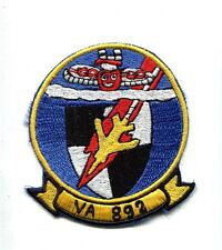 VA-892 THUNDERBIRDS US NAVY RESERVE ATTACK SQUADRON PATCH