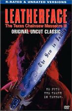 Leatherface: The Texas Chainsaw Massacre III (R-Rated & Unrated Versions) (DVD)