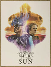 Empire Of The Sun promo poster New Ice On The Dunes