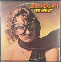 Joe Walsh - So What, vinyl LP, 1974, ABC Dunhill, VG/VG