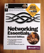 Microsoft Networking Essentials Second Edition Official Mcse Exam Kit $99.99