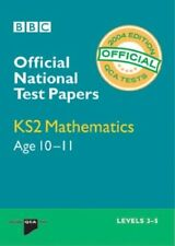 National Test Papers KS2 Maths (QCA) 2004, New Books