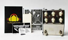 Thorpy FX The Veteran Dual Boost and Fuzz Guitar Effect Pedal - New