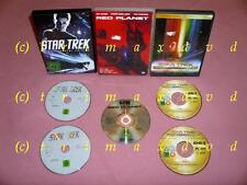 3 DVD's _ Red Planet & Star Trek & Star Trek - Der Film _Noch mehr Filme im SHOP