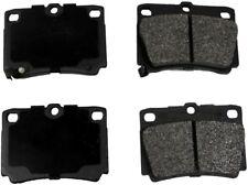 Disc Brake Pad Set-ProSolution Semi-Metallic Brake Pads Rear fits Montero Sport