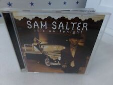 Sam Salter It's On Tonight CD  *US Mommy Seller! *Will Ship in a Box!