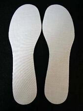 EXTRA THICK INNER SOLES COMFORTABLE FOR BOOTS SHOES TRAINERS UK SIZE 8 PRE-CUT