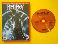 DVD Film Ita Fantasy HELLBOY ron perlman selma blair marvel ex nolo no vhs (H1)