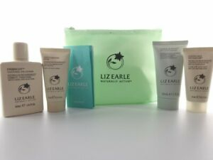 Liz Earle Daily Radiance Collection Introduction Set Eye Lotion Cleanse & Polish