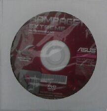 original asus Mainboard Treiber CD DVD Rampage IV 4 Extreme Windows 7 Vista XP