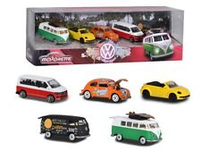 "Majorette 212057615 - Volkswagen / Vw Set ""The Originals"" - 5 Fahrzeuge - Neu"