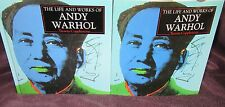 The Life & Works of Andy WARHOL ~ Trewin Copplestone. 1995 HbDj  UNread in MELB!