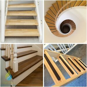 Stair Treads Non Slip Tape High Grip Adhesive Backed Anti Skid Strips for Steps
