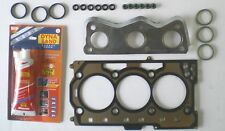 FOR VW POLO FOX SKODA FABIA SEAT IBIZA 1.2 6V 3 CYL BRAND NEW HEAD GASKET SET