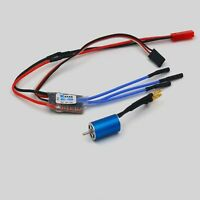 For 1/24 Loci Micros Maxial Scx-24 Truck 10A ESC 1200 Motor Upgrade Parts