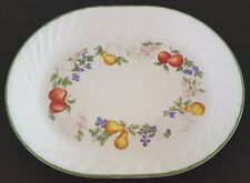 Corelle Impressions Chutney 12 1/4  inch serving platter