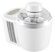 Thermo Eismaschine für 700ml Eis 99325 inkl. Löffel Trebs weiß T3338