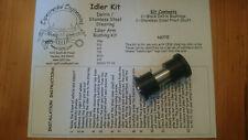 Delrin/Stainless Steering Idler Bushing Kit for Datsun 510 610 710 B210 210 S10