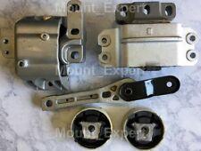 5pcSet Motor Mounts fit A/T 2.0L TURBO 2006 - 2009 VW Passat Engine Trans Mounts
