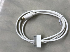 3.5MM male to 30 pin male aux audio Cable for Apple iPhone 4 4S 3GS 3G/ipad 3 2