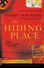 The Hiding Place (pb) by Corrie Ten Boom helping Jews escape Holocaust NEW