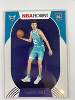 2020 - 21 NBA Hoops Lamelo Ball Rookie RC #223 Charlotte Hornets