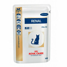 Royal Canin Veterinary Diet Renal Cat - Wet Food 12 x 85g Beef sachets