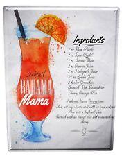 Tôle Plaque XXL Nostalgie Alcool Rétro Tequila