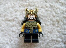 LEGO LOTR Lord Of The Rings Hobbit - Thorin Oakenshield w/ Gold Armor and Crown