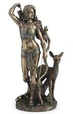 "10"" Artemis Greek Goddess of the Hunt Diana of Versailles Roman Huntress Statue"