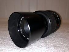 Set of Two! VTG Minolta Camera Lenses AF Zoom 28-80 & Minolta Celtic 135mm f/3.5