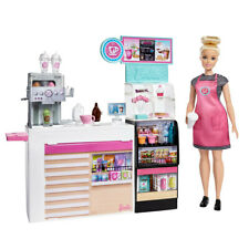 Barbie You Can Be Anything Coffee Shop
