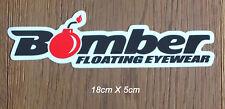 Bomber Floating Eyewear Wakeboarder Kiteboarding Surf Sup Aufkleber Sticker (S87
