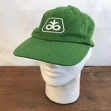 Dupont Green Cotton Strapback Baseball Cap Hat CH30
