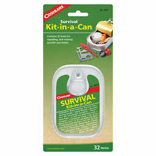 Coghlan's Survival Kit In A Can 38 Piece Emergency Kit #9850