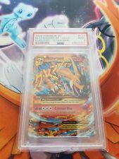 Pokemon Card PSA 9 Mega Charizard XY Flashfire Secret Rare #107