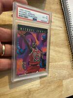 Michael Jordan PSA 6 NBA Hoops 1995 #1 Chicago Bulls INVESTMENT Goat 🐐 NR