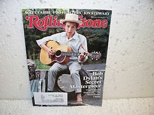 Rolling Stone Magazine November 20 2014 Bob Dylan Foo Fighters