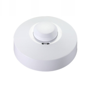 HF motion detector ceiling recessed microwave motion sensor LED switch ST700