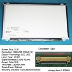 "15.6"" Slim Glossy WXGA HD LED LCD Screen for HP Pavilion 15-p132nf 15-p143cl"