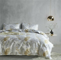 Duvet Cover Set Twin Queen King Sizes Pillowcase Bedding Print All Size New