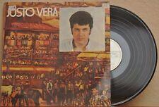 JUSTO VERA SELF TITLED EL CARNET DE CONDUCIR SPANISH LP