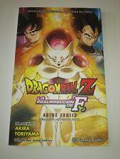 Manga/Comic Promotional : Dragon Ball Z : Resurrection of Freezer (Spanish)