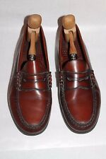 VTG GH BASS WEEJUNS LOAFERS wilton - US 9.5ee ivy league mod
