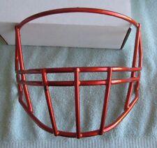 Riddell Speed Series Metallic Orange Football Face Mask Meets Nocsae Standard