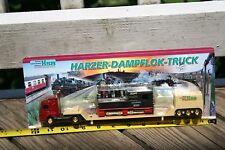 "Vintage ""Harzer-Dampflok-Truck""-Toy Car Plastic.  1:87scale"