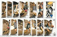 2002 Exclusive Collingwood Team Set